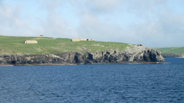 Sth Ronaldsay Fortification