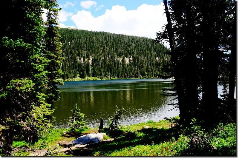 North Crater Lake 3