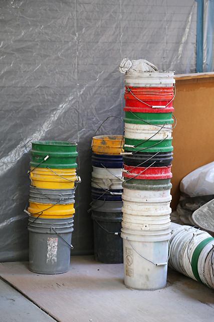 So Many Buckets