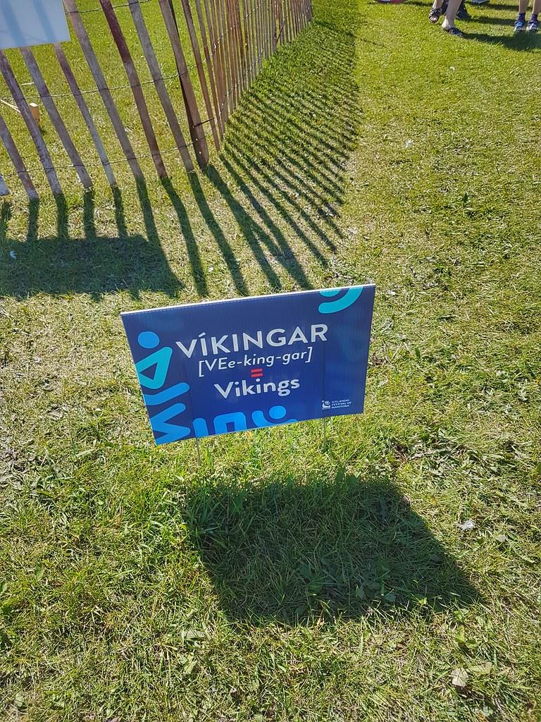 Icelandic Festival Gimli Viking Village Vikingar