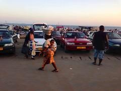 Oceanfront Scene, Aflao Border, Lome, Togo, #JujuFilms
