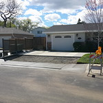 ADA Compliant Driveway Approach in Vacaville