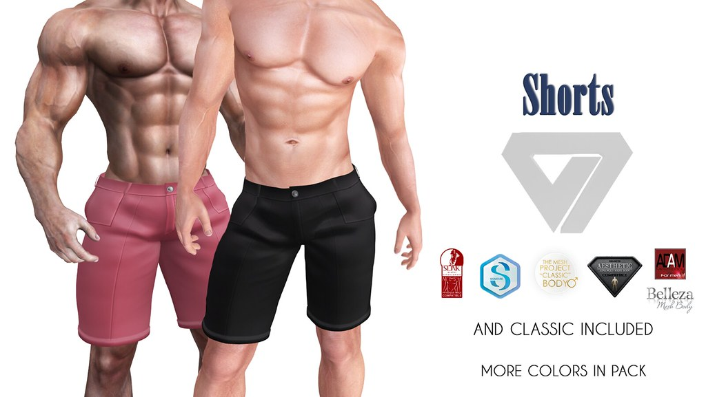 Shorts - SecondLifeHub.com