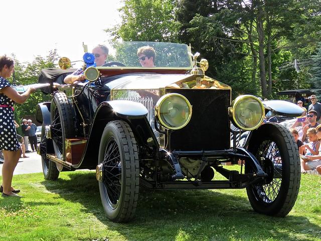 1914 Rolls Royce Silver Ghost Misselwood 29