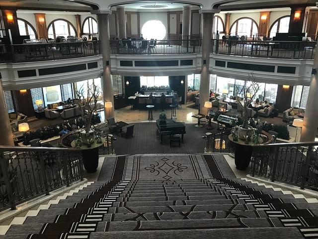 Lobby - Westin Berlin