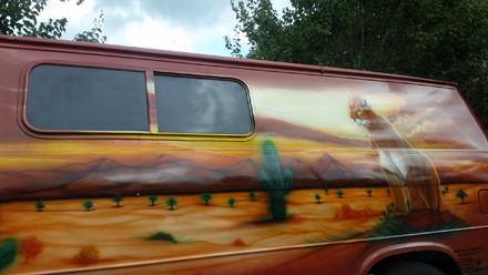 Puma Van