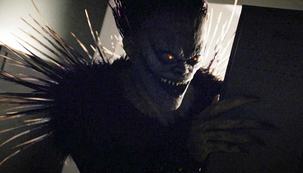 Ryuk - Death Note (2017)