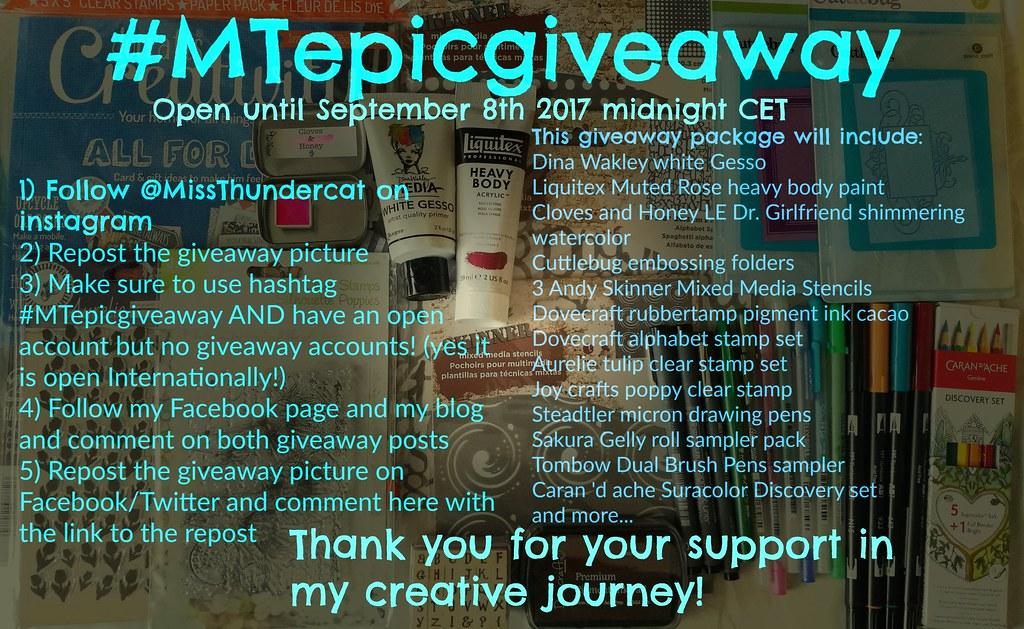 MT epic giveaway
