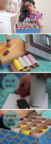 DIY Life Hacks & Crafts : School Supplies Organizer | DIY Teen Girl Bedroom Organization Ideas...https://diypick.com/lifehacks/diy-life-hacks-crafts-school-supplies-organizer-diy-teen-girl-bedroom-organization-ideas-2/