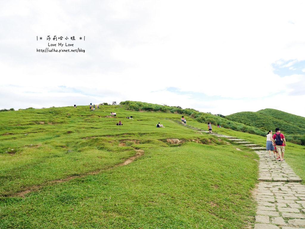 陽明山一日遊景點推薦絹絲瀑布步道 (27)