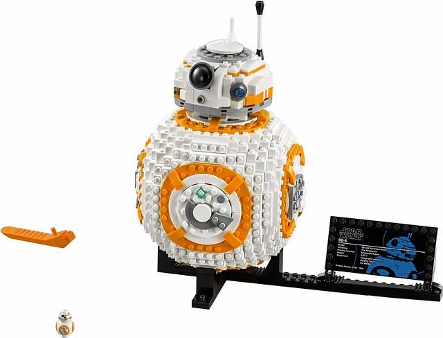 Oficjalne zdjęcia zestawów Lego Star Wars The Last Jedi  16