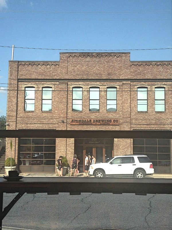 Avondale brewing front