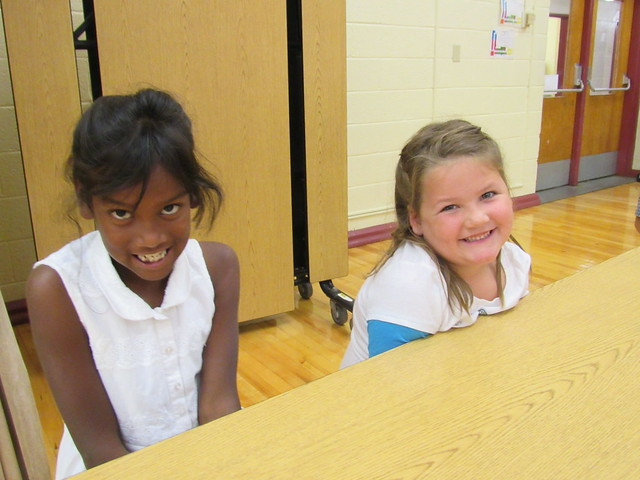 Elden First Day of School  17-18