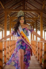Erika López, Reina de Chone 2017