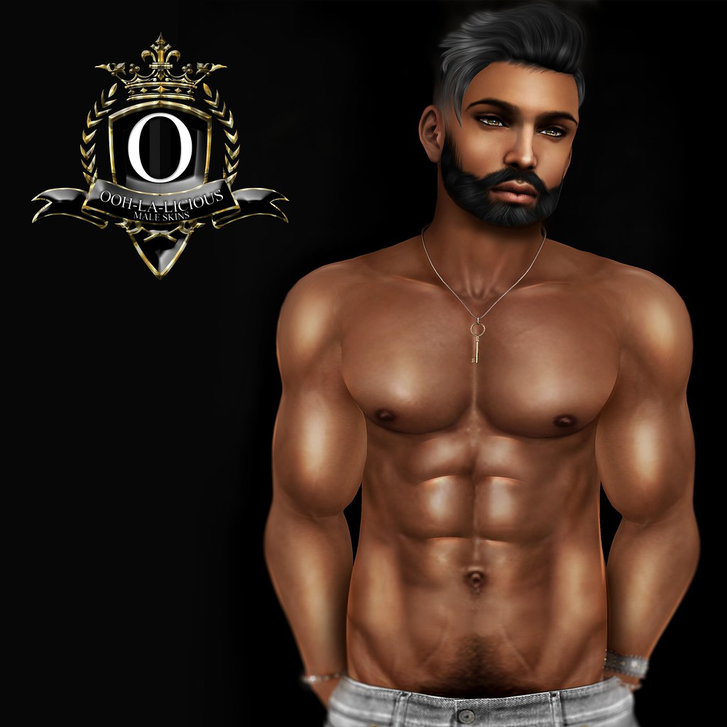 Ooh-la-licious® Vance Collection - The Men's Zone Sept. Round - SecondLifeHub.com