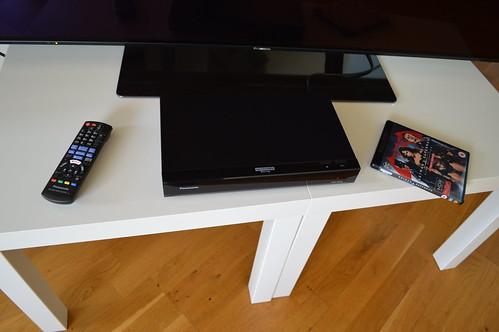 Ultra HD Blu-ray Player DMP-UB400