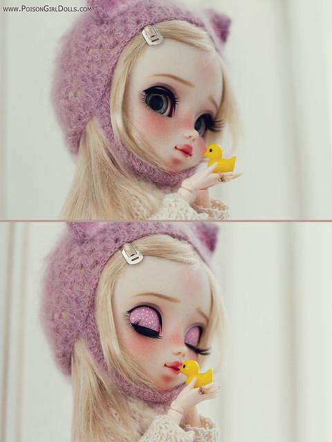 Togepi ♥ her little duck