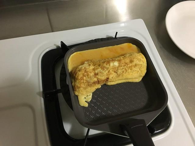 唉呀XD@韓國NEOFLAM Egg Pan系列陶瓷不沾蛋捲鍋