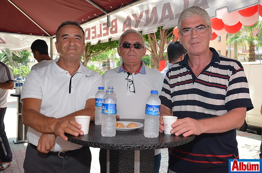 Enver Güler, Ahmet Yıldız, Rahmi Yavuz