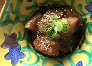 Albacore tuna poke