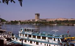 The Nile from the Corniche ...