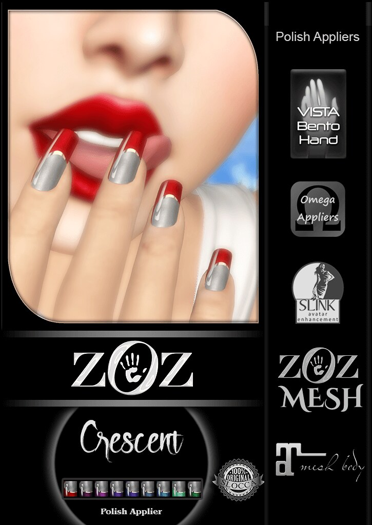 {ZOZ}  Crescent pix L - SecondLifeHub.com