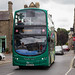 Go North East 6078 NK62FHE: Volvo B9TL/Wright