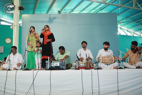 Devotional song by Salma and Saathi from Patiala, Punjab