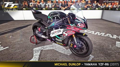TT Isle of Man the Game - Michael Dunlop 1