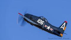 Grumman F8F-2 Carter Teeters