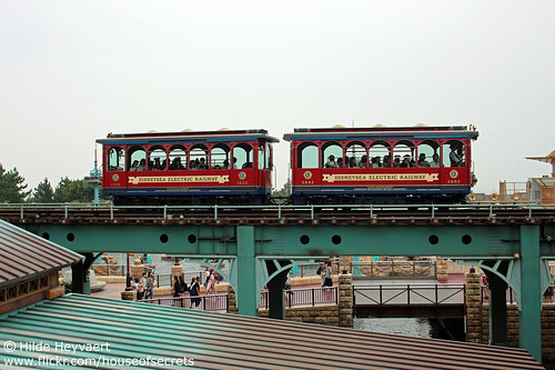 Electric railway