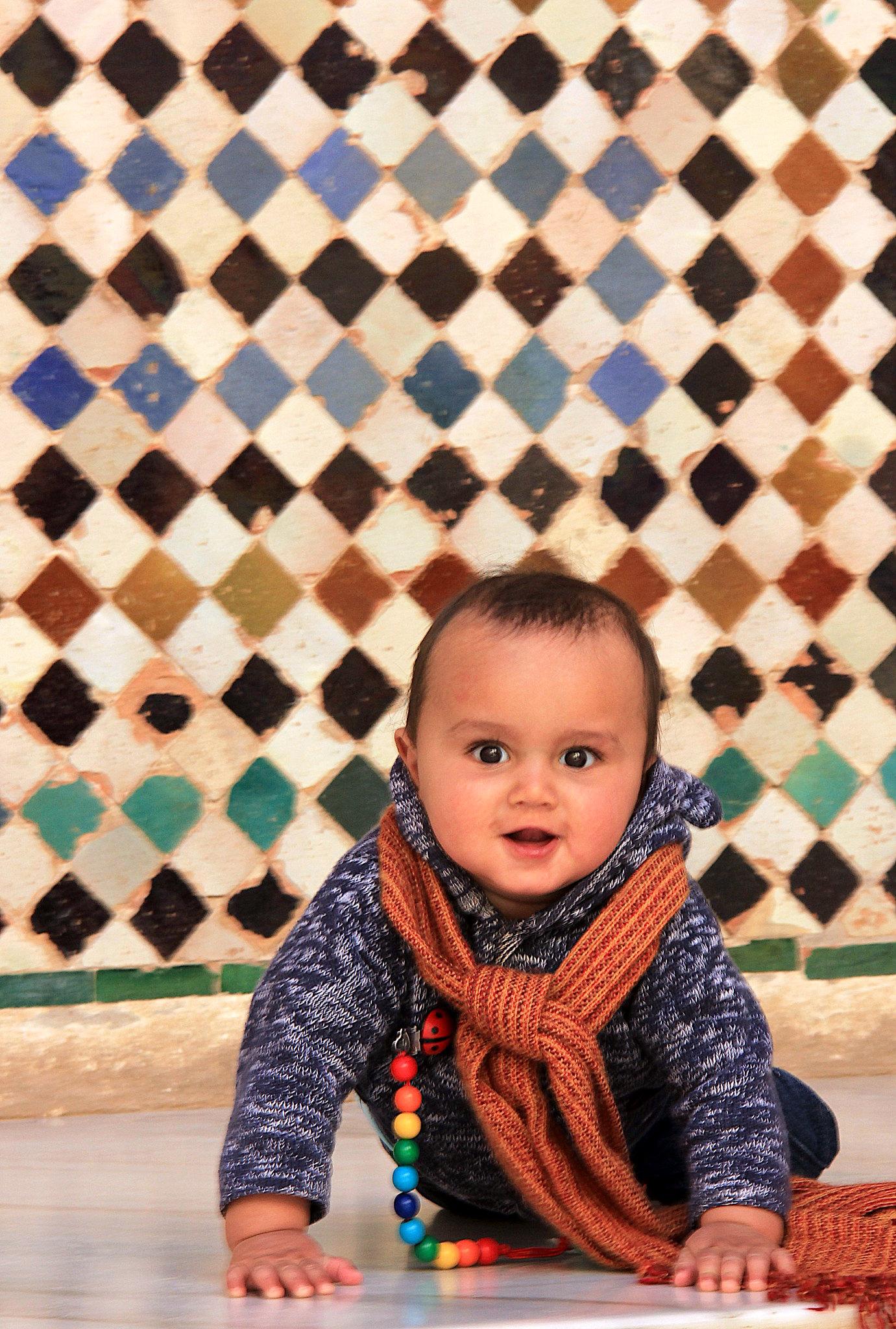 Visit Nasirid Palaces in Alhambra