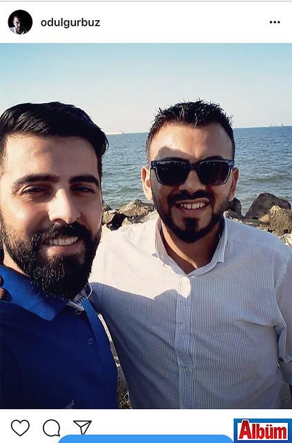 Goya Beach işletmecisi Ödül Gürbüz, kardeşi İlhan Gürbüz'ün doğum gününü birlikte çekindikleri fotoğrafı paylaşarak İnstagram'da da kutladı.