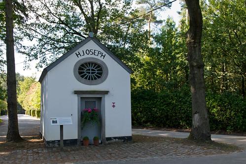 Halle, Sint-Jozefkapel.