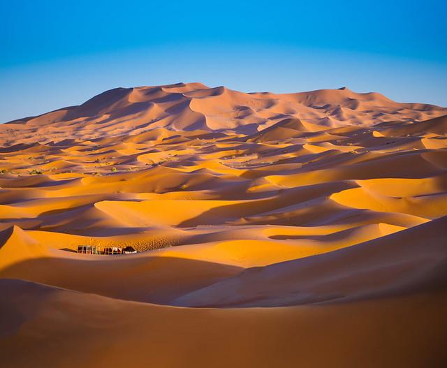 Cozy Morocco