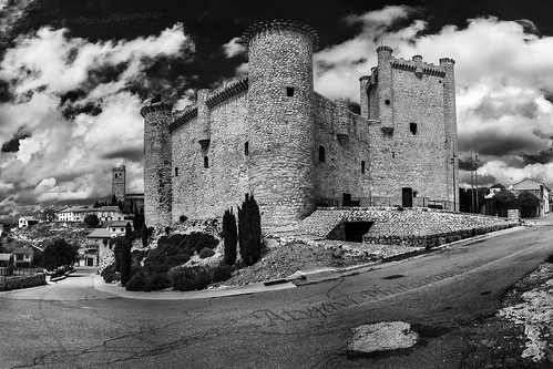 Castillo de Torija. (Guadalajara)