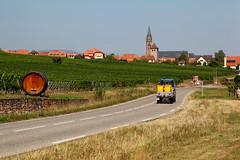 Alsatian Landscapes