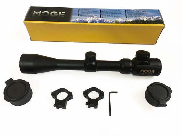 Ống ngắm Moge 3-9x40EG chữ khắc giá rẻ 999k - 2