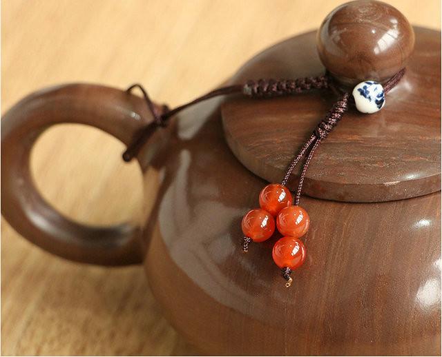 Free Shipping Hand Strip for ZiSha Teapot  4 pcs/pack.