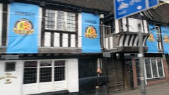 The Old Crown - Oktoberfest banners #Abkbeer