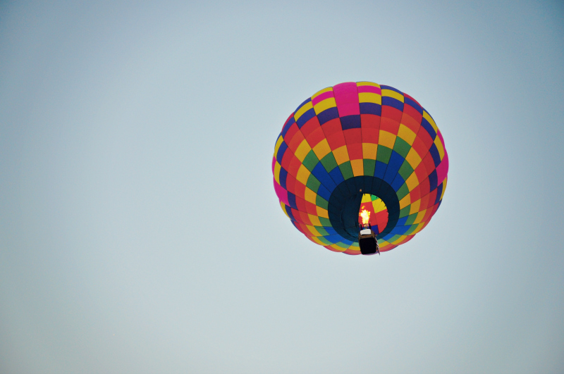 Hot Air Balloon Launch (4) @ Mt. Hope Chronicles