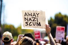 No to Marxism, Berkeley California, August 27, 2017