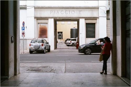 Museo Piaggio-Entrata