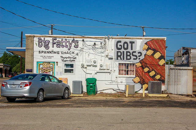 Big Fatty's, Nikon D50, Sigma 18-200mm F3.5-6.3 DC OS HSM