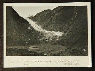 Ministry of Works and Development – Franz Josef Access Road, 1965-67