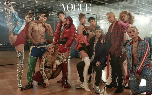 Taeyang Vogue Korea Sept 2017 Special Solar System (2)