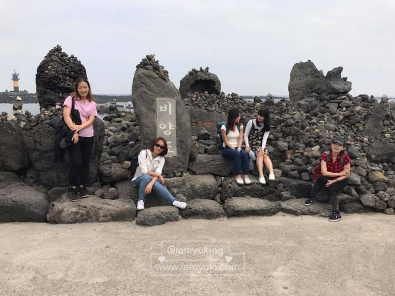 Core Travel 06Yuki Korea Jeju Island Trip
