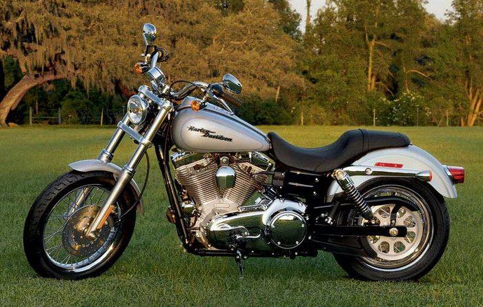 Harley-Davidson 1450 DYNA SUPER GLIDE CUSTOM FXDC 2005 - 7