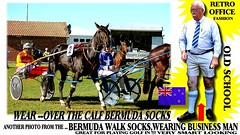 Walk socks Wearing BusinessMan part2