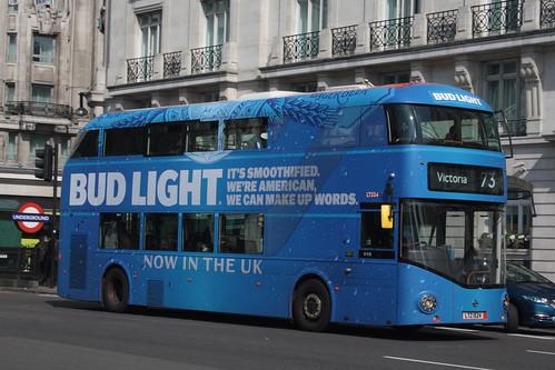 Arriva London LT524 LTZ1524